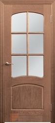 Двери межкомнатные шпон классика