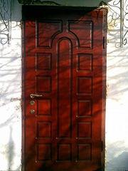 Двери металлические, бронированные