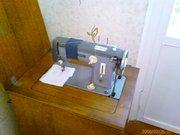 Продам швейную машинку Чайка-2 с ножным приводом; (б/у)