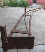 продам металлические арки/дуги