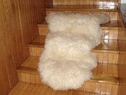 Шкуры и ковровые изделия из овчины