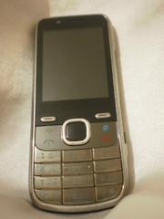 Телефон на 2 карты   Nokia 6800 TV