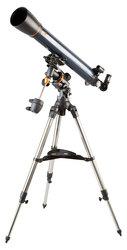 Телескоп рефрактор Celestron Astromaster 90 EQ