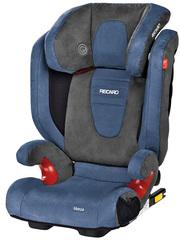 Автокреслa RECARO Monza Seatfix new