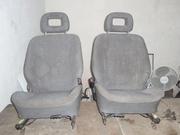 Продам сиденья от Opel Astra F