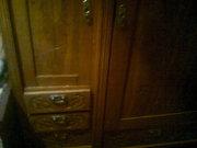 Дубовый шкаф 1920 года