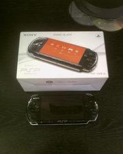 Срочно продам.PSP 3008 slimlite (piano black)