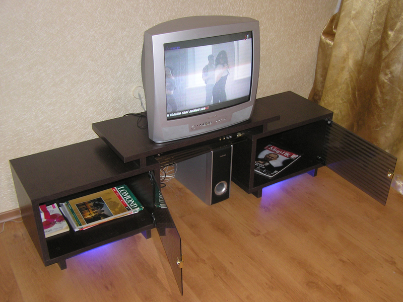 Подставка телевизора своими руками 62