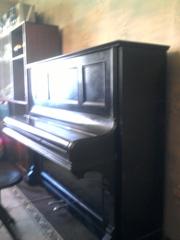 Старинное пианино - C. Bechstein(Berlin)