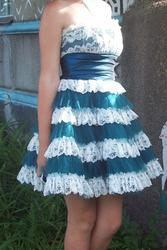 Выпускное платье(новое) Николаев