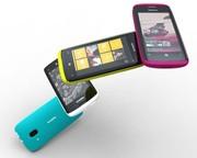 Nokia WP7(2 сим-карты)..
