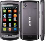 Продаю Samsung Wave S8500 black (б/у)