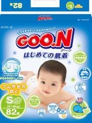 Goon Японские памперсы