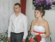 Шикарное свадебное платье,  трансформер