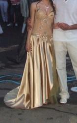 Классное выпускное платье