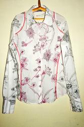 Продаю женскую рубашку фирмы Loft 105 грн