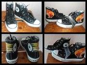 Кеды Converse (Metallica)