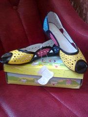 Распродажа  детской фабричной обуви для  девочек