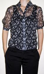 Продаю модную легкую блузку фирмы OGGI,  размер M