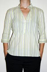Продаю женскую легкую рубашку фирмы OGGI,  рукав 3/4,  размер M