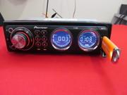 Автомагнитола  Pioneer 1166   (USB,  SD,  FM,  AUX)
