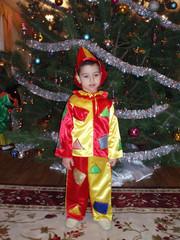 костюм Петрушка