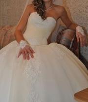 Продаю свадебное платье итальянского бренда Rozy !!!