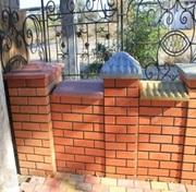 Парапеты на забор,  Николаев Парапеты для забора,  в Николаеве