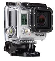 Видеокамера GoPro HD HERO3 Black Edition (CHDHX-301)