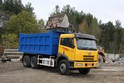 Щебень 5-20 мм с доставкой от 25 тонн