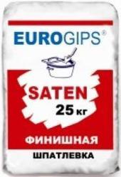 Сатенгипс «Еврогипс» 25кг