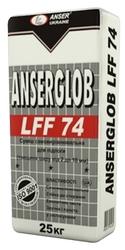 Самовыравнивающаяся смесь Anserglob LFF 74  25кг