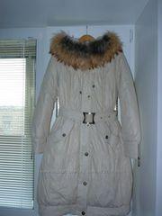 Женская одежда, пальто-пуховик