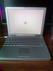 Продаю Apple PowerBook G4 A1010. Срочно