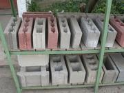 Блоки бетонные стеновые Николаев Стеновые блоки купить в Николаеве