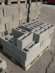 Шлакоблок 12х20х40 Николаев купить Блоки камень в Николаеве цена