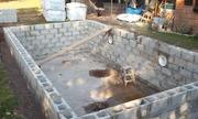 Блоки для бассейнов Николаев Шлакоблок для фундамента в Николаеве