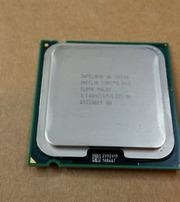 Продается процессор Intel Core 2 Duo E8500
