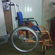 Продам детскую инвалидную коляску OSD ADJ Kids б/у в отличном состояни