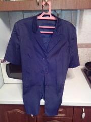 Продам пиджак, три четверти рукав, на девушку размер 50-52