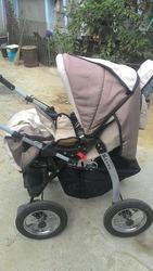 Детская коляска-трансформер зима-лето