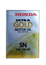 Honda 5w-30 Ultra gold 4л