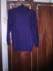 Классный, тёплый свитерок