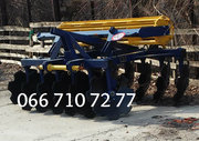 АГД-2, 1Агрегат почвообрабатывающийАгрореммашЮМЗ,  МТЗ