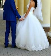 Свадебное платье (срочно продам)