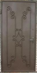 Изготовляем и устанавливаем металлические двери, ворота, оградки, навесы