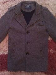 Продам мужское короткое пальто,  размер М