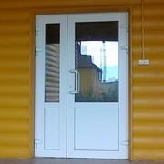 Металопластиковые двери. Продажа и установка