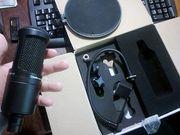 Студийный Микрофон [AudioTechnica AT2020]