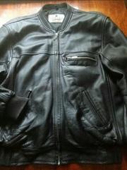 Срочно продаю кожаную куртку!